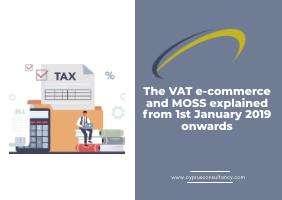 VAT E-COMMERCE MOSS